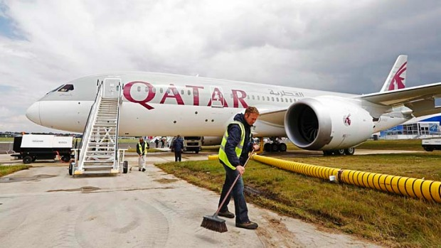 Qatar Airways is set to announce it is joining Qantas and British Airways in the Oneworld alliance.