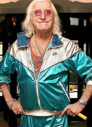 The late Jimmy Savile ... allegations of child abuse have surfaced in recent days.