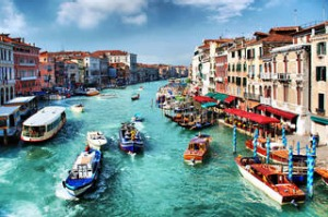 Canal city...Venice is more accessible and affordable when the city crowds depart.