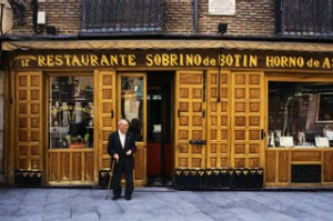 If these walls could talk...Restaurante Botin has survived wars and generations of owners.