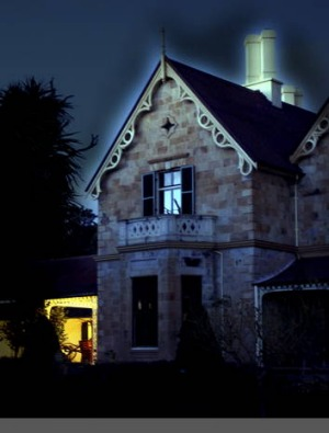 Duntroon House - the haunt of Canberra's best known ghost. Photo: Kate Leith