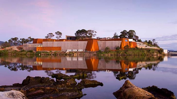 The Museum of Old and New Art (MONA) has helped Hobart becoming one of the hottest destinations in the world, according ...