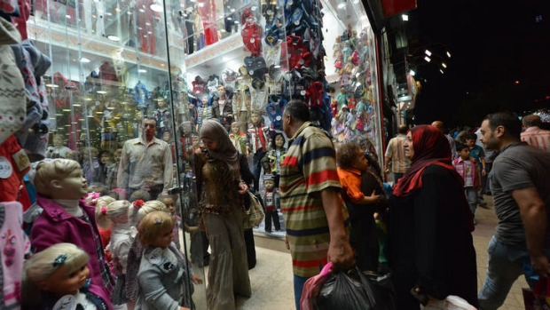 City that never sleeps ... the government is considering legislation that would see shops in Cairo close at 10 pm and ...