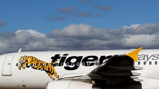 Tiger Airways...confirmed there was an incident.