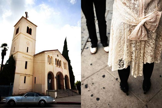 Echo Park: <i>Two days later we got hitched at the local church</i>