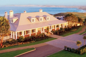 The Lodge at Kauri Cliffs.