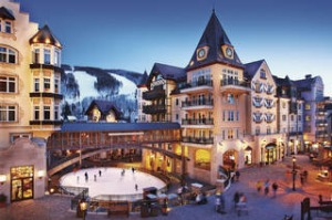 The Arabelle resort in Vail.