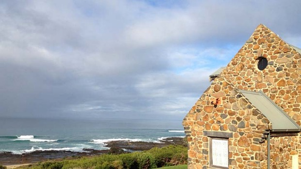 Stone Cottage (one of five self-contained dwellings on the 42-hectare Seatrees Farm) features spectacular views and ...