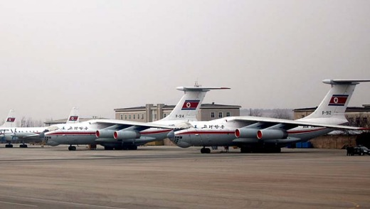 The majority of the Air Koryo's fleet consists of Russian-made Tupolev aircraft, although older planes constructed in ...