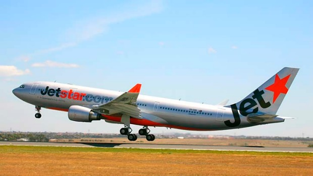 A Jetstar crew was held hostage after a flight delay in China last week.