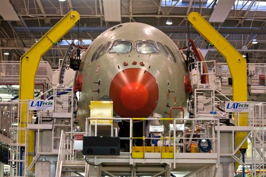 Airbus says the A350 will take to the skies in the summer of 2013 and enter service in the second half of 2014, a year ...