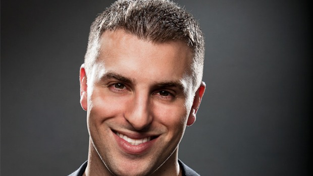Airbnb chief executive and co-founder Brian Chesky.