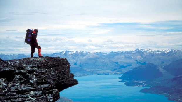 Lake Wakatipu is just one of Queenstown's many attractions.