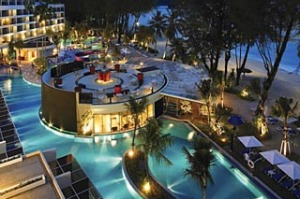 Hard Rock Hotel Penang.