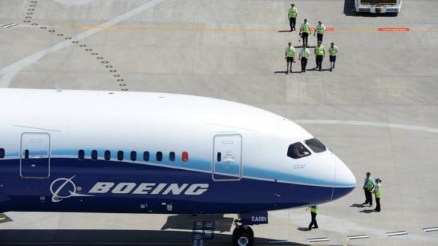 In the year to November 9, Boeing has taken orders for 1009 aircraft.