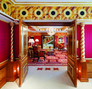 World 39 s most expensive hotel rooms photos for Most expensive hotel rooms in dubai