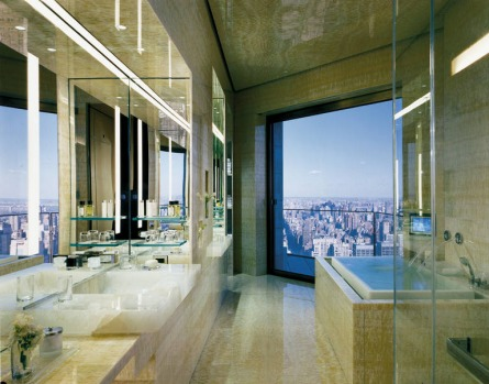 The Ty Warner Penthouse, the Four Seasons, New York.