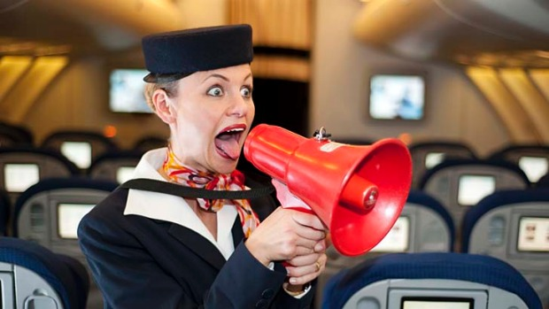 Don't snap your fingers at me! ... a survey of 700 cabin crew from around the world has revealed flight attendants' ...