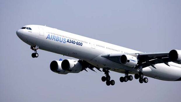 The A340 was once considered the most glamorous of Airbus jets and held records for endurance and length of fuselage, which Boeing has since claimed.