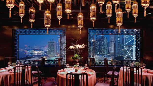 The Mandarin Oriental in Hong Kong is turning 50.