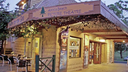 Avoca Beach Picture Theatre.