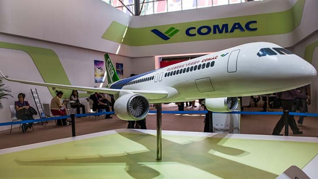 State-backed Commercial Aircraft Corporation of China (COMAC) said it won 50 orders for the planned 168-seat C919 plane ...