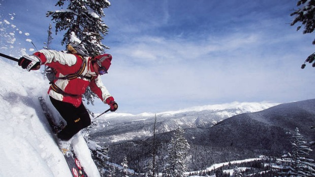 White brigade ... Colorado's Winter Park is among resorts looking forward to healthy snowfalls.