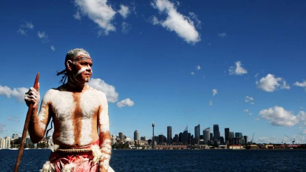 Sail to Clark Island for a cultural performance.