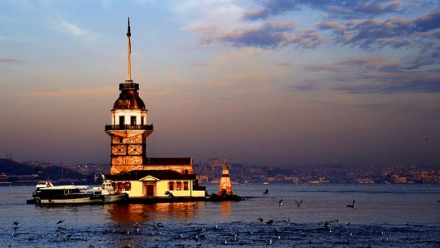 Cheap chills ... cosmopolitan Istanbul is included in an 11-night tour of Turkey.