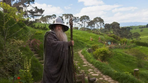 Interest in New Zealand has surged since the release of The Hobbit.