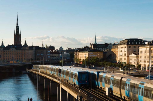 Stockholm. Spread over 14 islands, the Swedish capital could be a headache to get around. But it's not, thanks to a ...