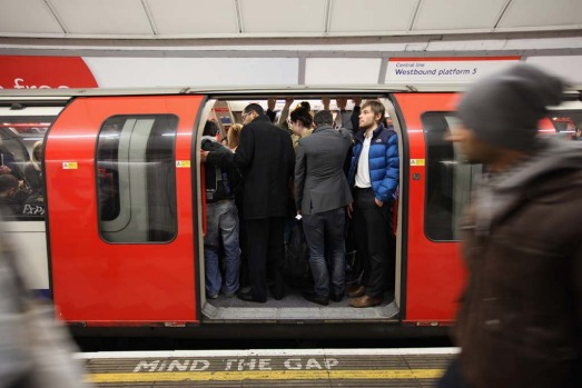 London. The granddaddy of subways, the London Underground, was born on January 9, 1863 with the launch of the world's ...