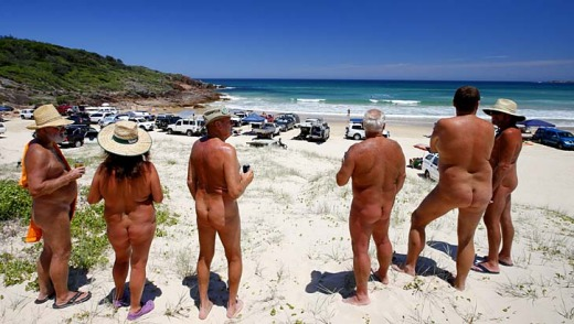Nudist clubs south east queensland