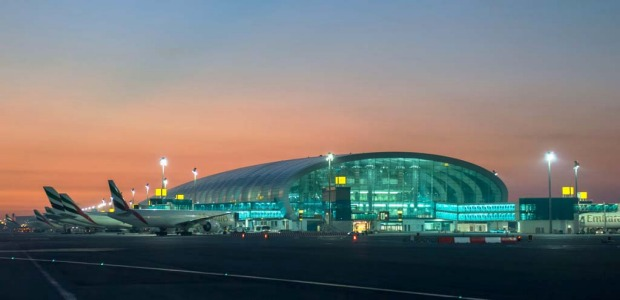 Dubai's 528,000-square-metre new terminal cost over $3 billion to build and has 20 gates with double-decker bridges to ...