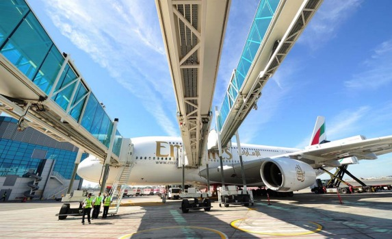 Because of its size, the A380 has emerged as an important part of Dubai's plans to keep its economy growing by ...