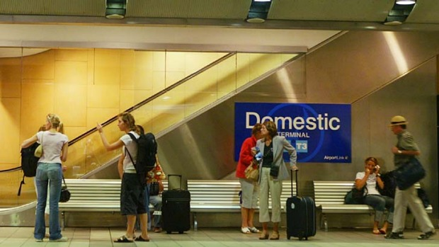 Overpriced ... the cost of travelling to the CBD from the airport is one of the most expensive airport trips in the ...