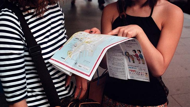 Paper maps are back in fashion in Europe, thanks to the free, funky guides from non-profit group USE-IT.