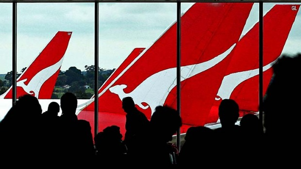 The number of Qantas flights to Asian destinations will remain the same but the totoal number of seats will increase.
