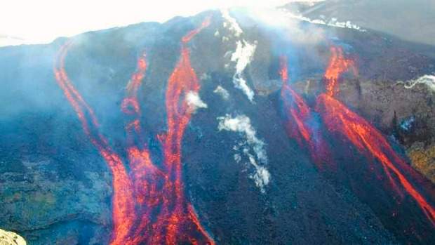 The Eyjafjallajokull volcano erupted in 2010, forcing the cancellation of over 100,000 flights worldwide.