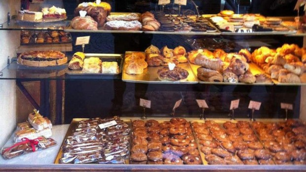A life's passion ...  the Christian patisserie in Strasbourg. Photo: Ewen Bell