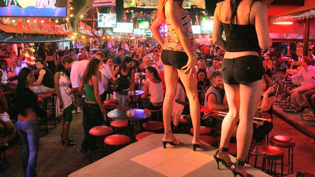 Thailand is deeply conservative despite its vibrant sex industry.