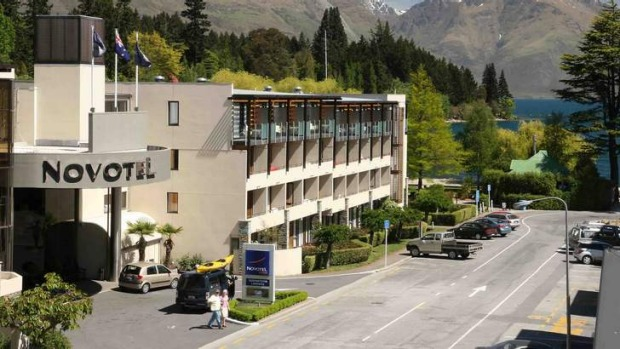 Birthday deals at Novotel Queenstown.