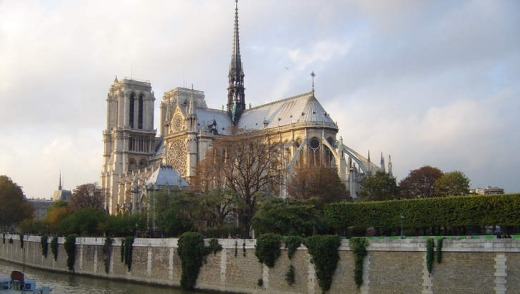 Notre Dame cathedral marks 850 years.