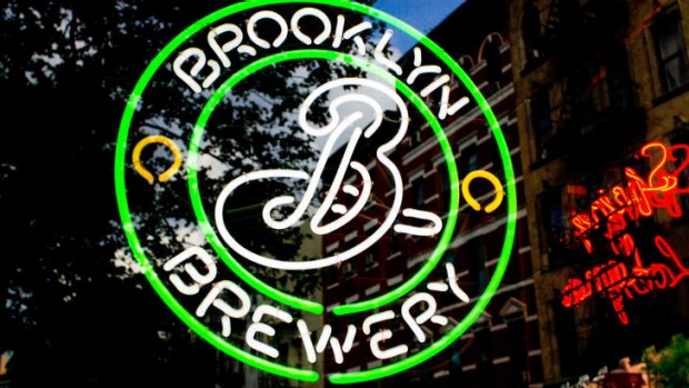 Brooklyn neon sign.