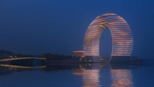 Huzhou Hot Spring Resort.