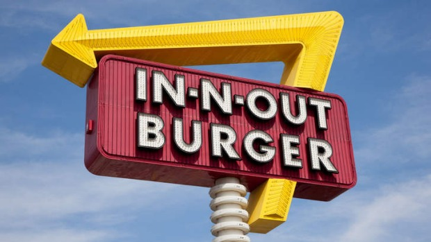 Californians don't just like In-N-Out, they love it.
