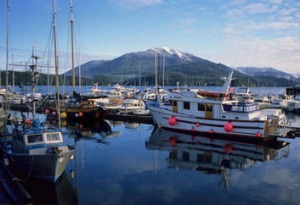 Prince Rupert ... an attractive destination in Alaska.