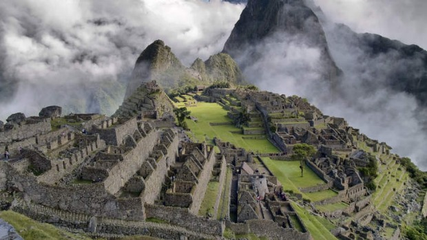 Travel ban ... kidnapping plot prompts US government to issue restrictions to Peru's top tourist destination Machu Picchu.