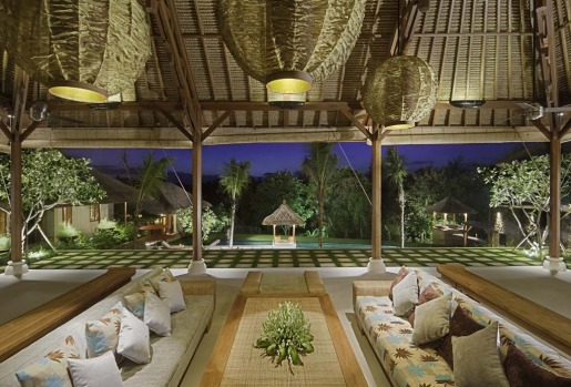 4. Puri Bawana, Canggu. Surrounded by rice paddies, luxurious Puri Bawana still has its roots in the Balinese ...