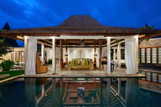 6. Kubu Villas, Seminyak. Kubu Villas have been on the scene since 1999, and are well established on prime real estate ...
